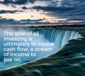 Investing for Cash Flow in Real Estate